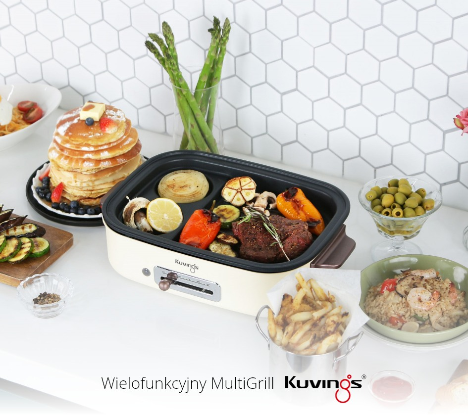 Kuvings MultiGrill