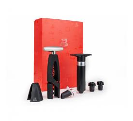 Zestaw prezentowy akcesoriów do wina Oenology 6el.