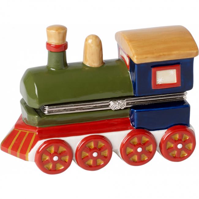Puzderko Christmas Toys 12x9cm pociąg