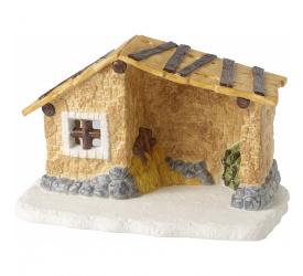 Stajenka Nativity Story 33x22x20cm