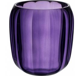 Świecznik Coloured DeLight 15cm Gentle Lilac