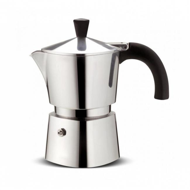 Kawiarka ciśnieniowa aluminiowa Casa 6-filiż.