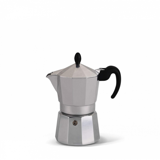 Kawiarka ciśnieniowa aluminiowa Samba 1-filiż.