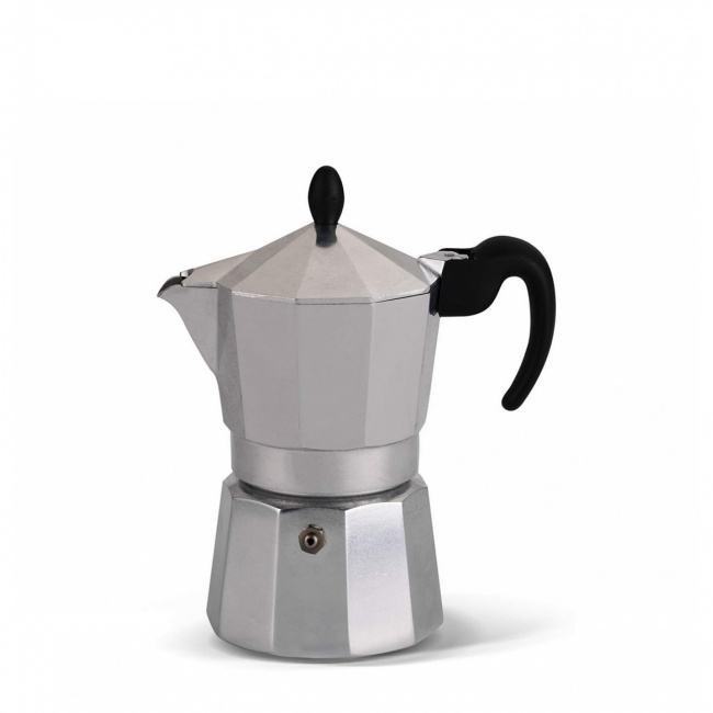 Kawiarka ciśnieniowa aluminiowa Samba 3-filiż.