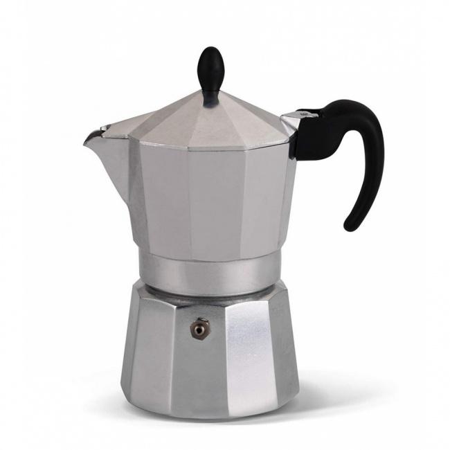 Kawiarka ciśnieniowa aluminiowa Samba 6-filiż.