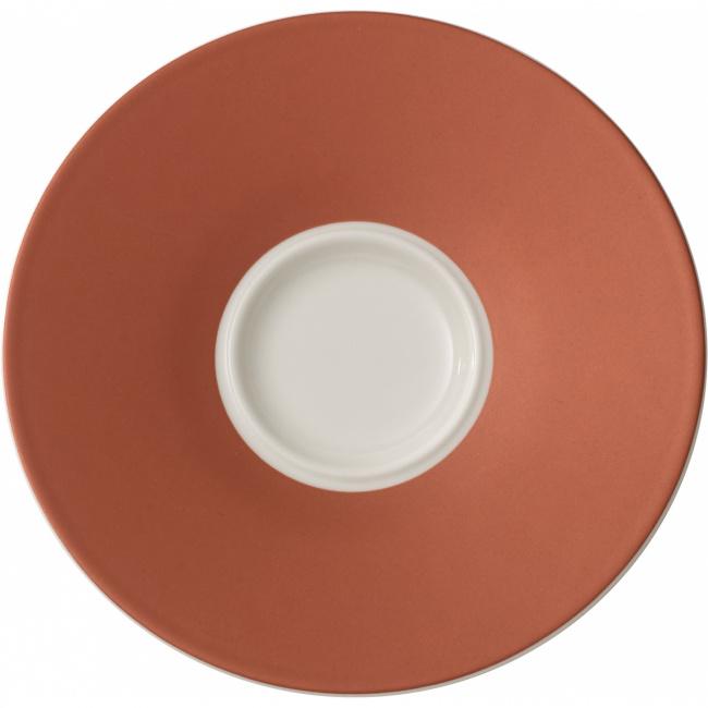 Spodek Caffe Club Uni Oak 14cm do filiżanki do kawy