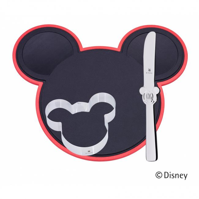 Komplet śniadaniowy Myszka Miki dla dziecka