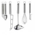 Zestaw 5 narzędzi kuchennych Profi Plus
