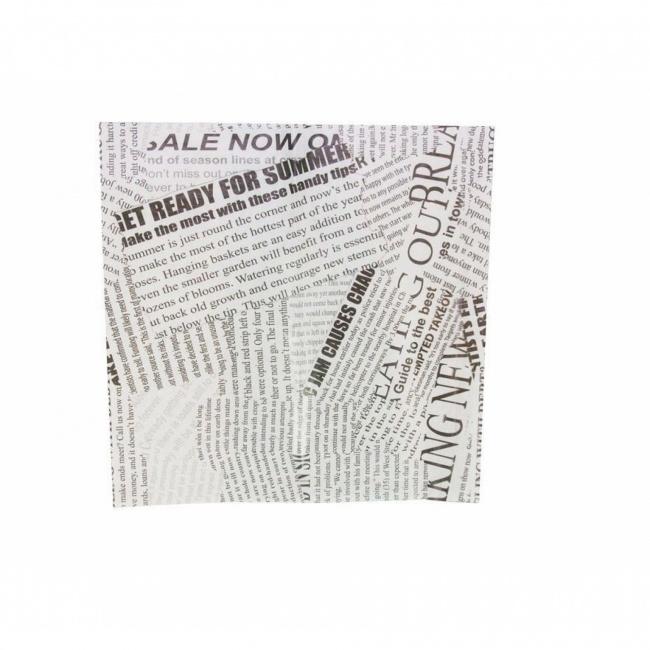Papier do pieczenia 13x18cm 20 sztuk