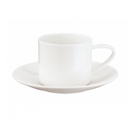 Filiżanka ze spodkiem a'Table 200ml do kawy/herbaty