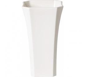Wazon Classic Gifts White 17,2x9,7 cm
