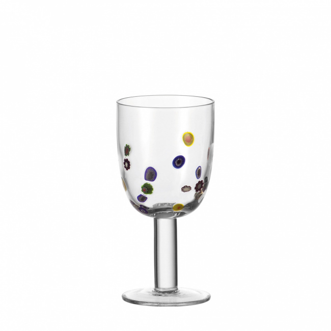 Kieliszek Millefiori 460ml do wina czerwonego lub wody