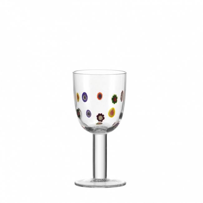 Kieliszek Millefiori 310ml do wina białego