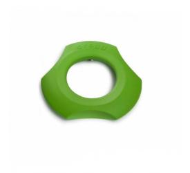 Kieliszek z obcinaczem do jajek 3w1 zielony