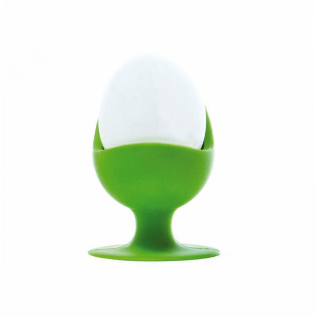 Kieliszek do jajka zielony