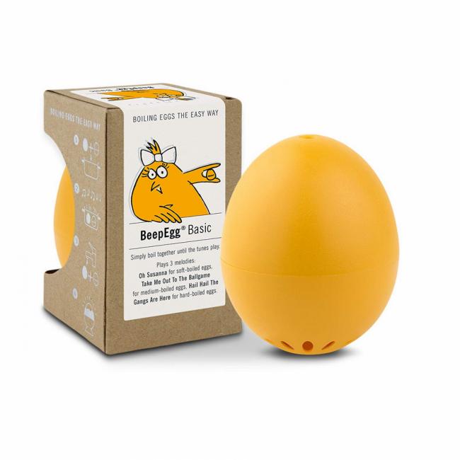 Śpiewające jajko BeepEgg żółty