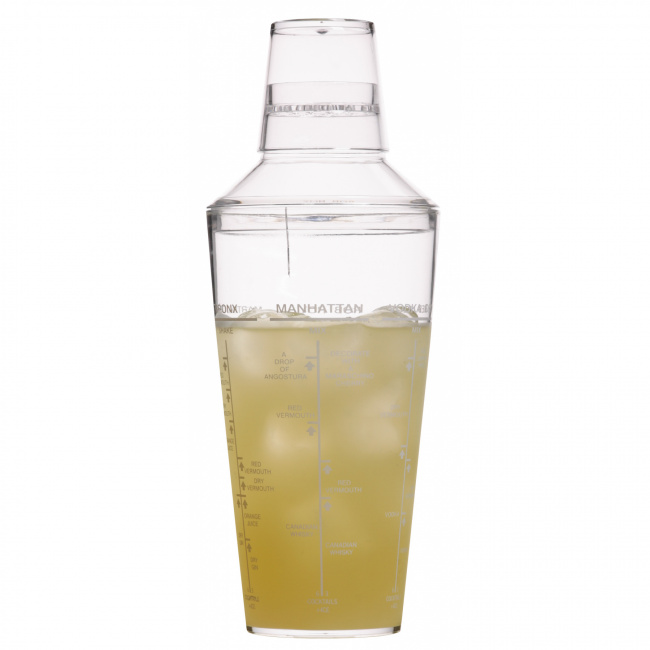 Shaker 700ml akrylowy