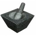 Moździerz granitowy 19x12cm