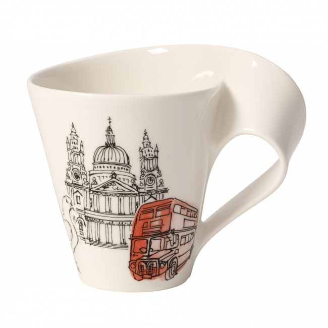 Kubek NewWave Caffe 300ml Londyn