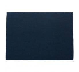 Podkładka ekoskóra 46x33cm midnight blue