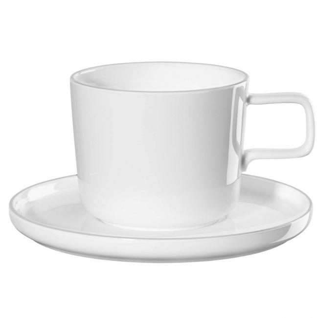 Filiżanka ze spodkiem a'Table Oco 200ml do kawy