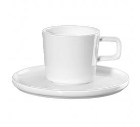 Filiżanka ze spodkiem a'Table Oco 80ml do espresso