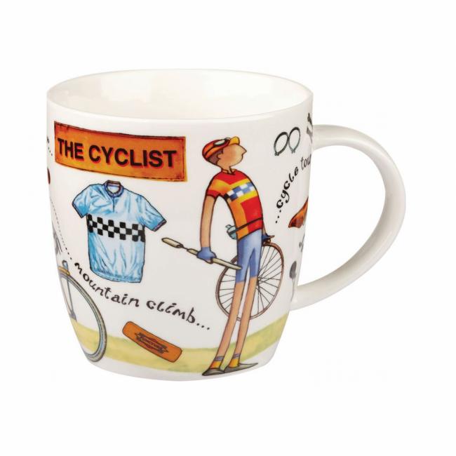 Kubek 390ml The Cyclist