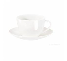 Filiżanka ze spodkiem a'Table 210ml do kawy/herbaty
