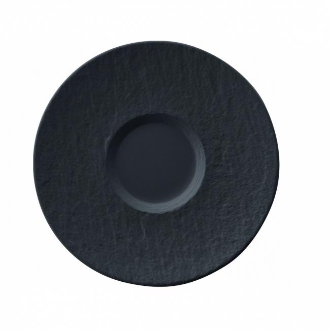Spodek Manufacture Rock 17cm do filiżanki śniadaniowej