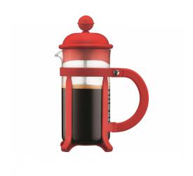 Zaparzacz Java 350ml czerwony