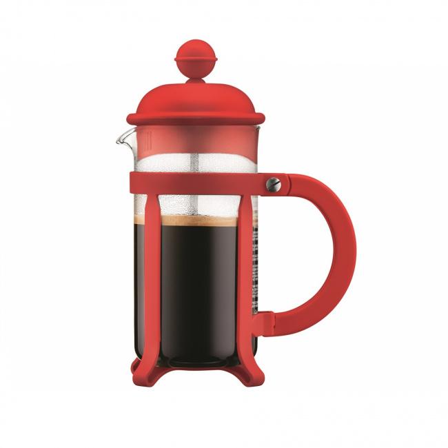 Zaparzacz Java 1l czerwony