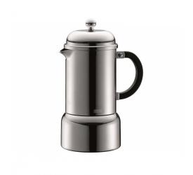 Kawiarka ciśnieniowa stalowa Chambord 6-filiż.