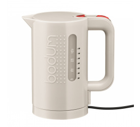 Czajnik elektryczny Bistro 500ml biały