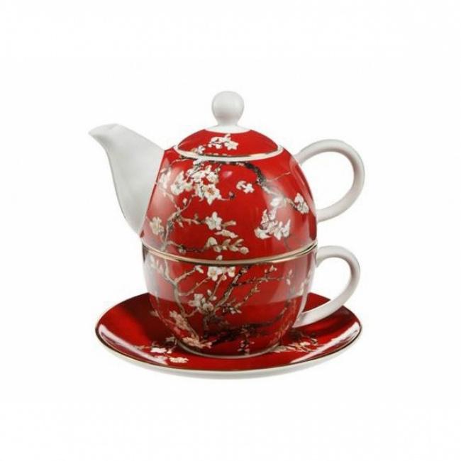 Dzbanek z filiżanką Tea for one 350ml