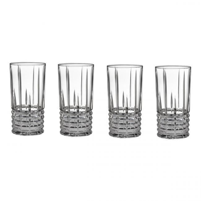 Komplet 4 szklanek Glasgow 440ml