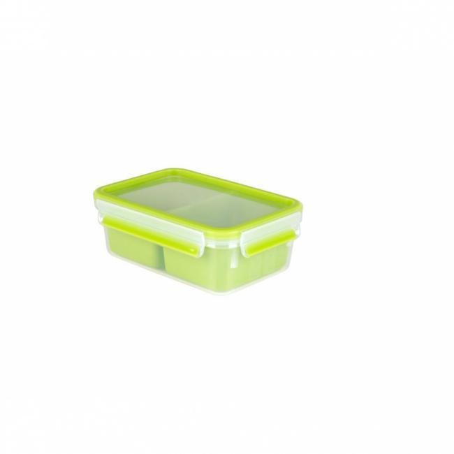 Lunchbox 19,5x13,5cm zielony