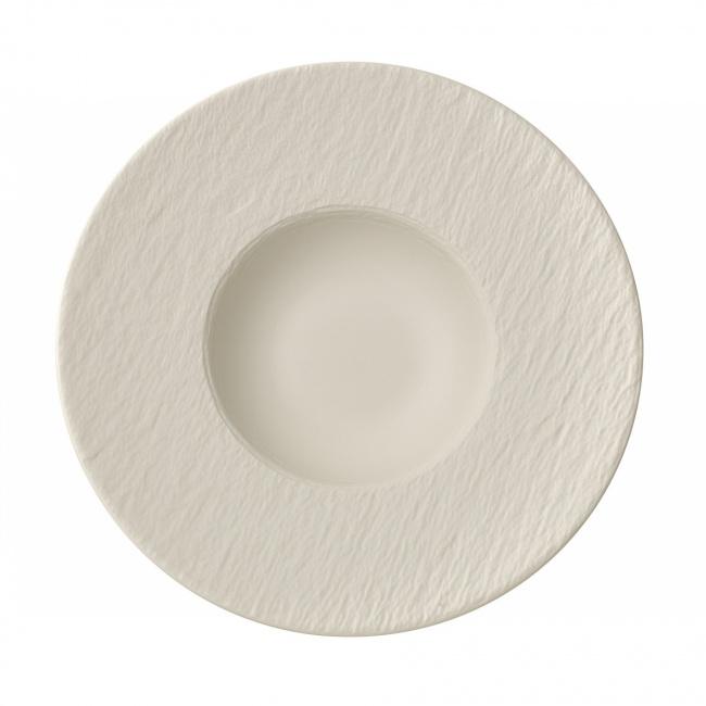 Talerz Manufacture Rock blanc 29cm głęboki