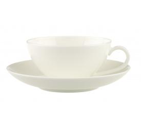 Filiżanka ze spodkiem Anmut 200ml do herbaty