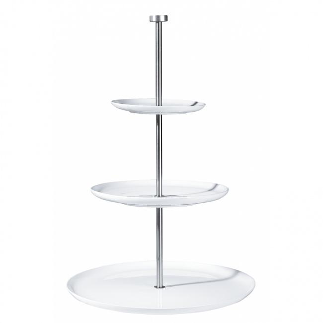 Etażerka a'Table III-poziomowa