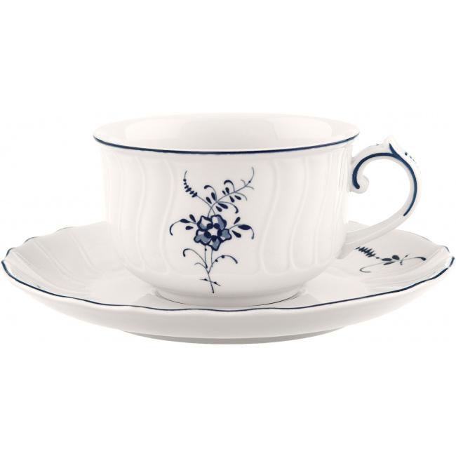 Filiżanka ze spodkiem Old Luxembourg 200ml do herbaty