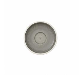 Spodek Manufacture gris 16cm do filiżanki do kawy