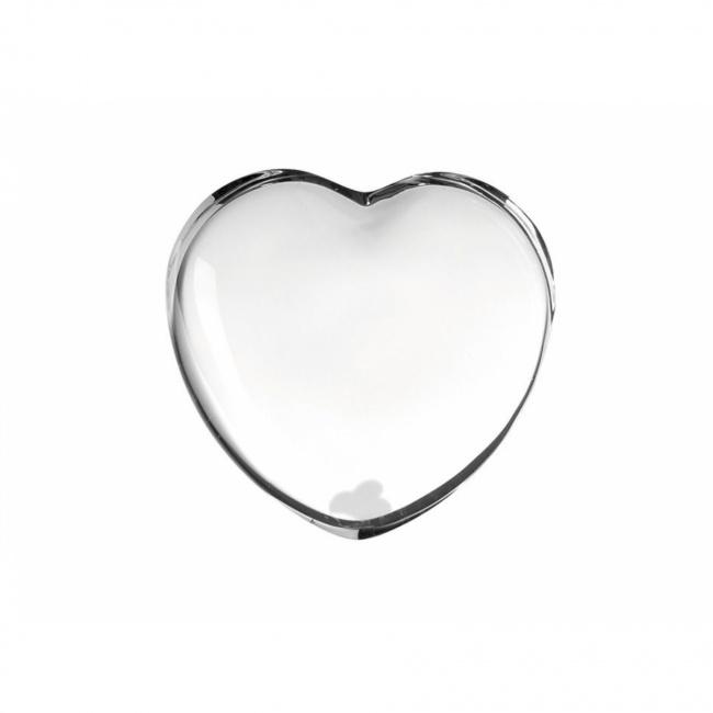 Dekoracja serce 7 cm