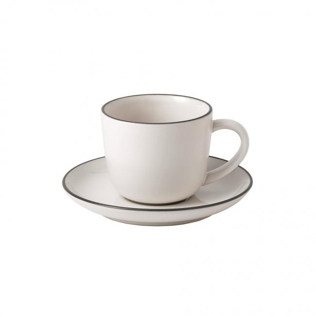 Filiżanka ze spodkiem Gordon Ramsay do espresso