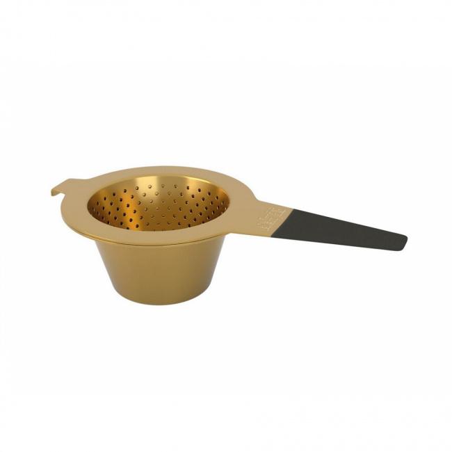 Sitko La Cafetiere do zaparzania złoty
