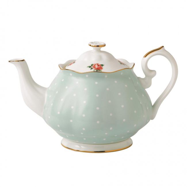 Dzbanek Polka Rose 1,25l do herbaty