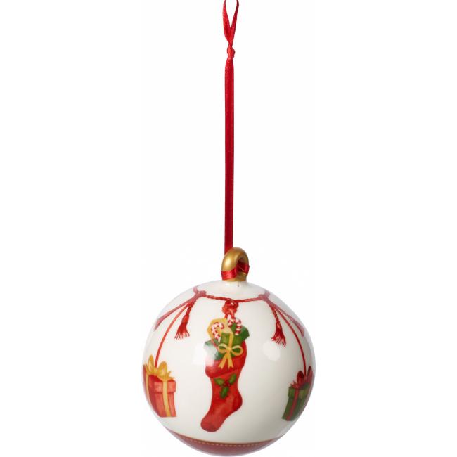 Zawieszka Bombka Annual Christmas Edition 2019 6,5cm