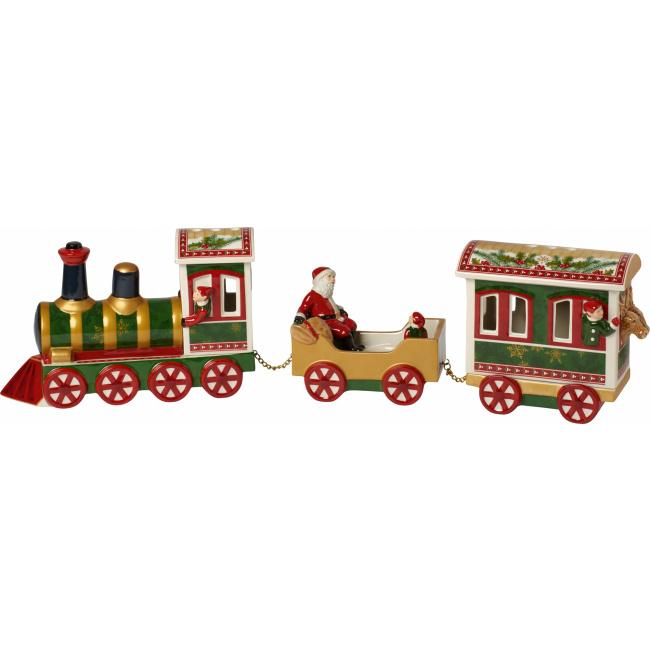 Lampion Świąteczny Ekspres Christmas Toys Memory