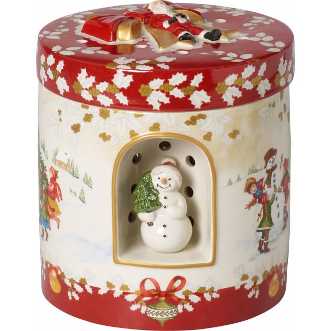 Lampion Pudełko Christmas Toys 17x20cm dzieci