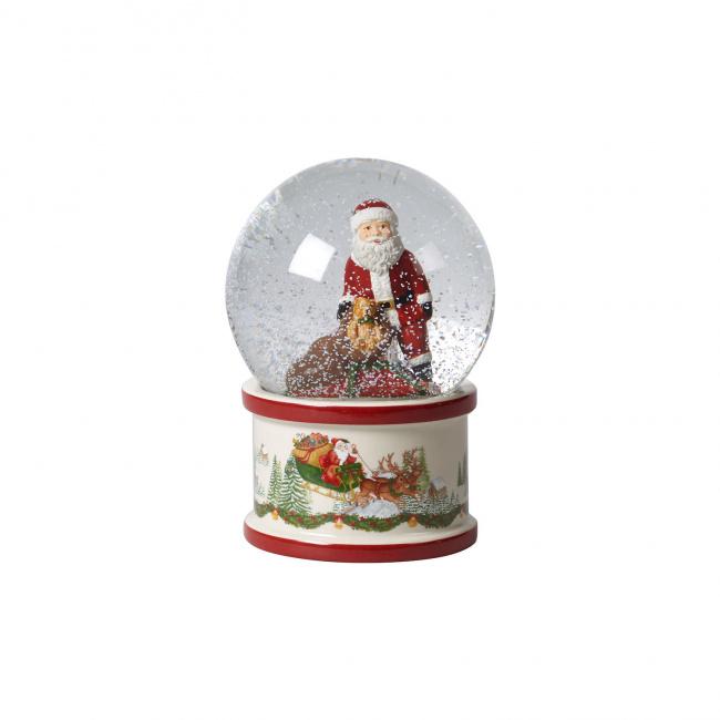 Kula śnieżna Christmas Toys 17x13cm mikołaj