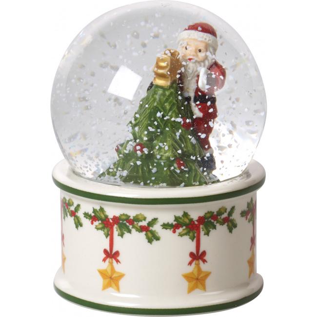 Kula śnieżna Christmas Toys 9cm choinka